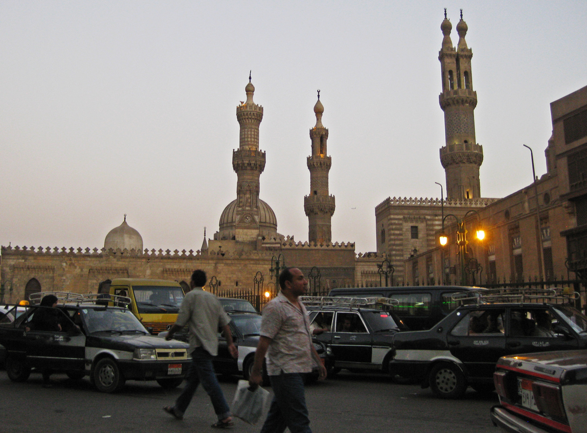 Cairo Taxis, Egypt