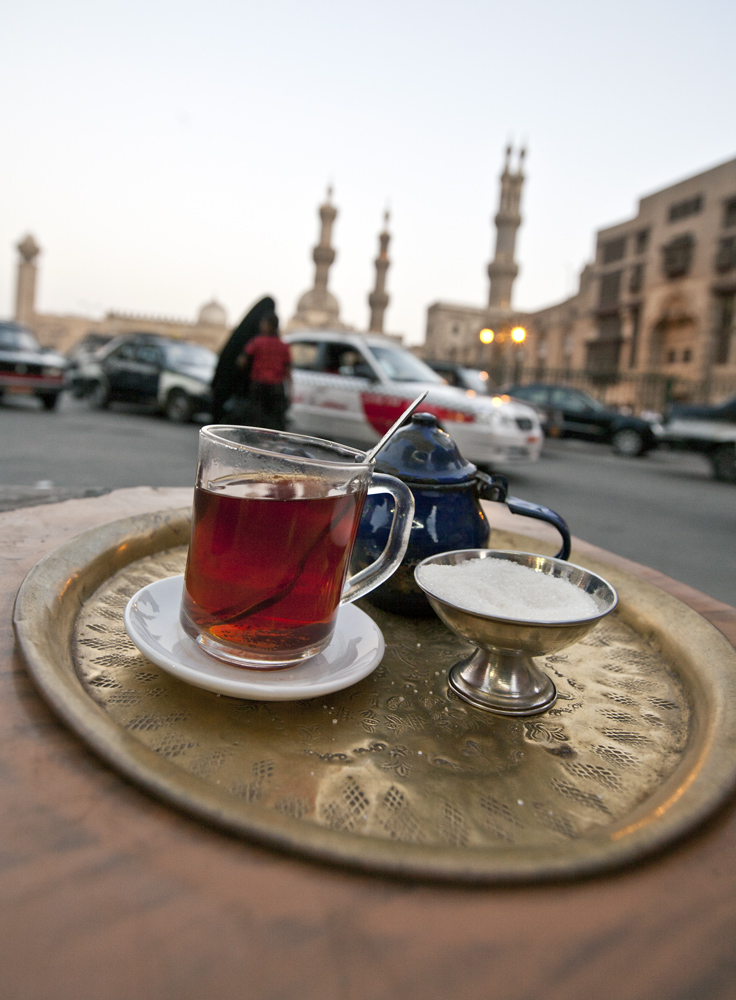 Cairo Tea, Egypt