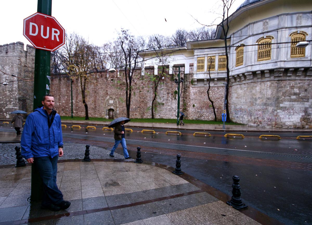 Dur Sterling, Istanbul, Turkey