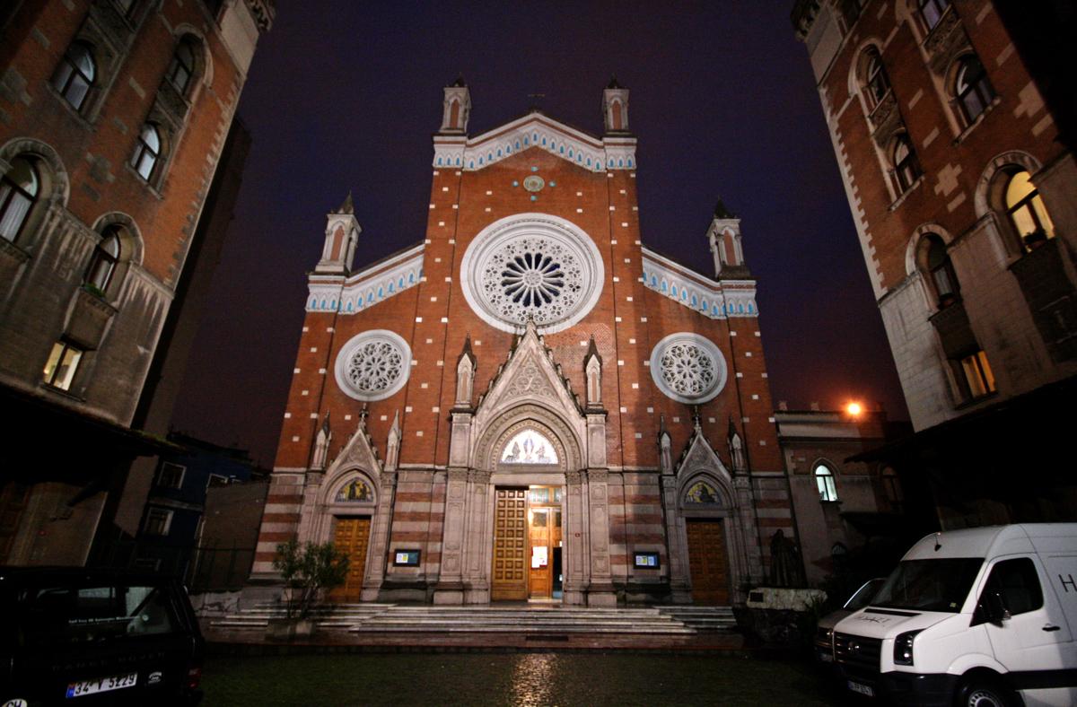Church, Istanbul, Turkey