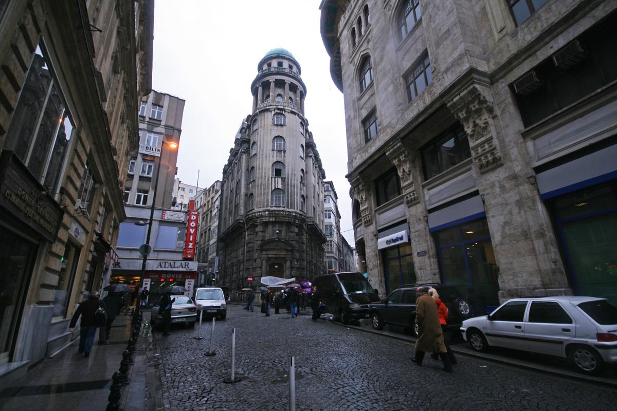Downtown, Istanbul, Turkey