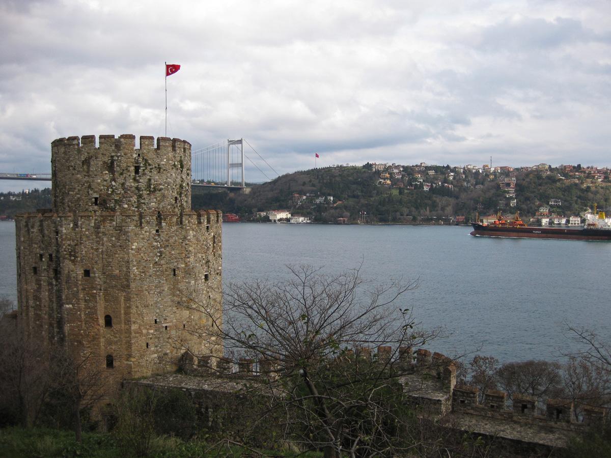 Rumeli Hisari, Istanbul, Turkey