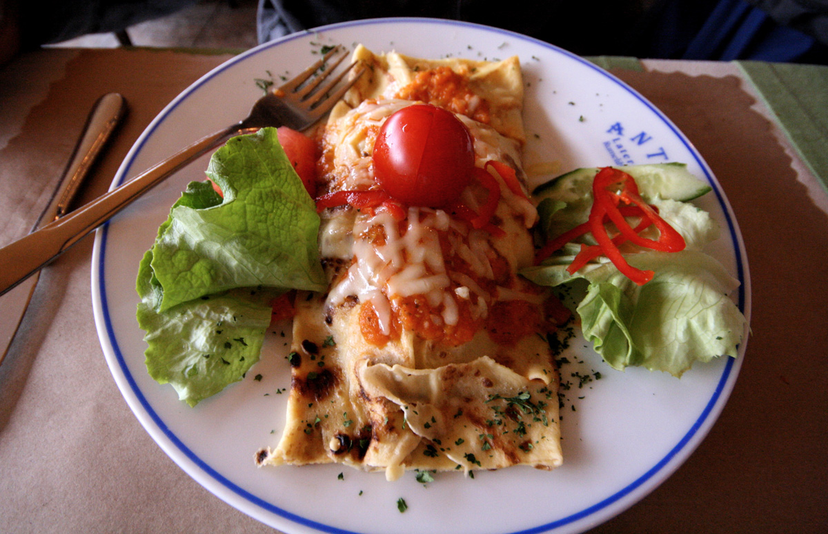 Lunch, Istanbul, Turkey