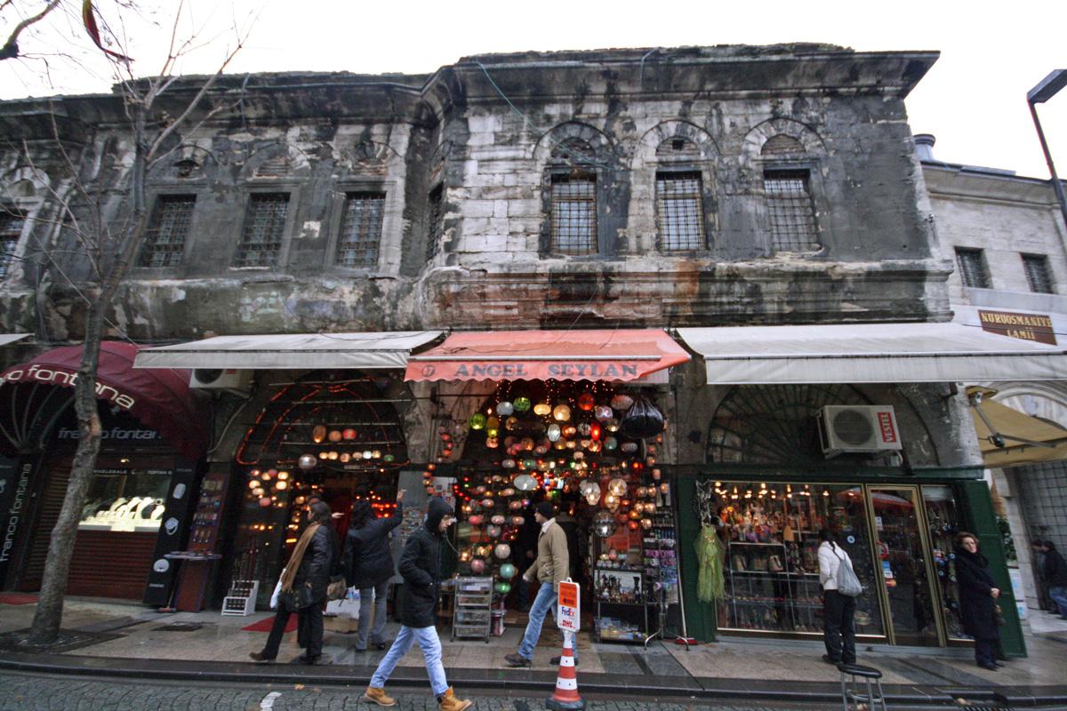 Shops, Istanbul, Turkey
