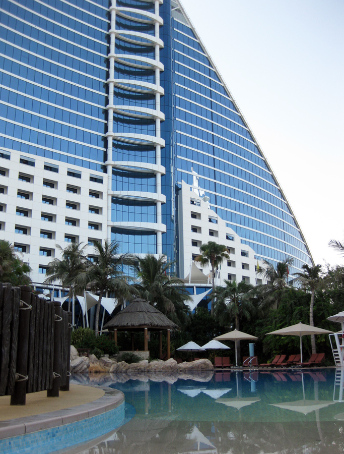 Jumeirah Beach Hotel Pool
