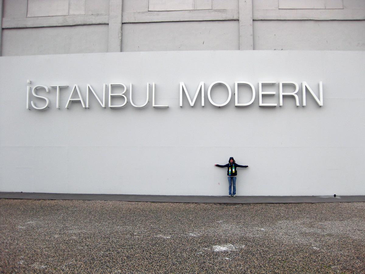 Istanbul Modern, Istanbul, Turkey