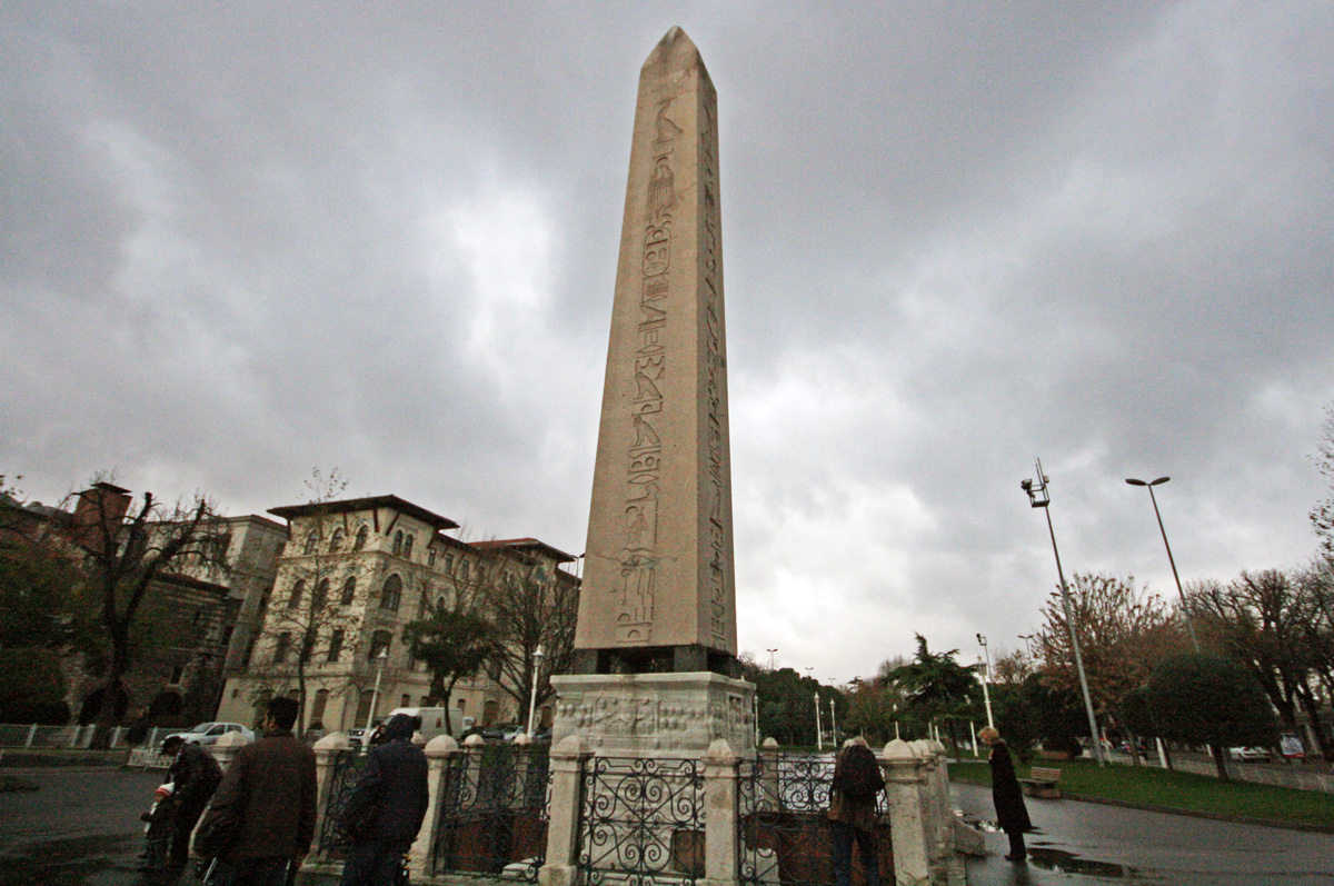 Obelisk, Istanbul, Turkey