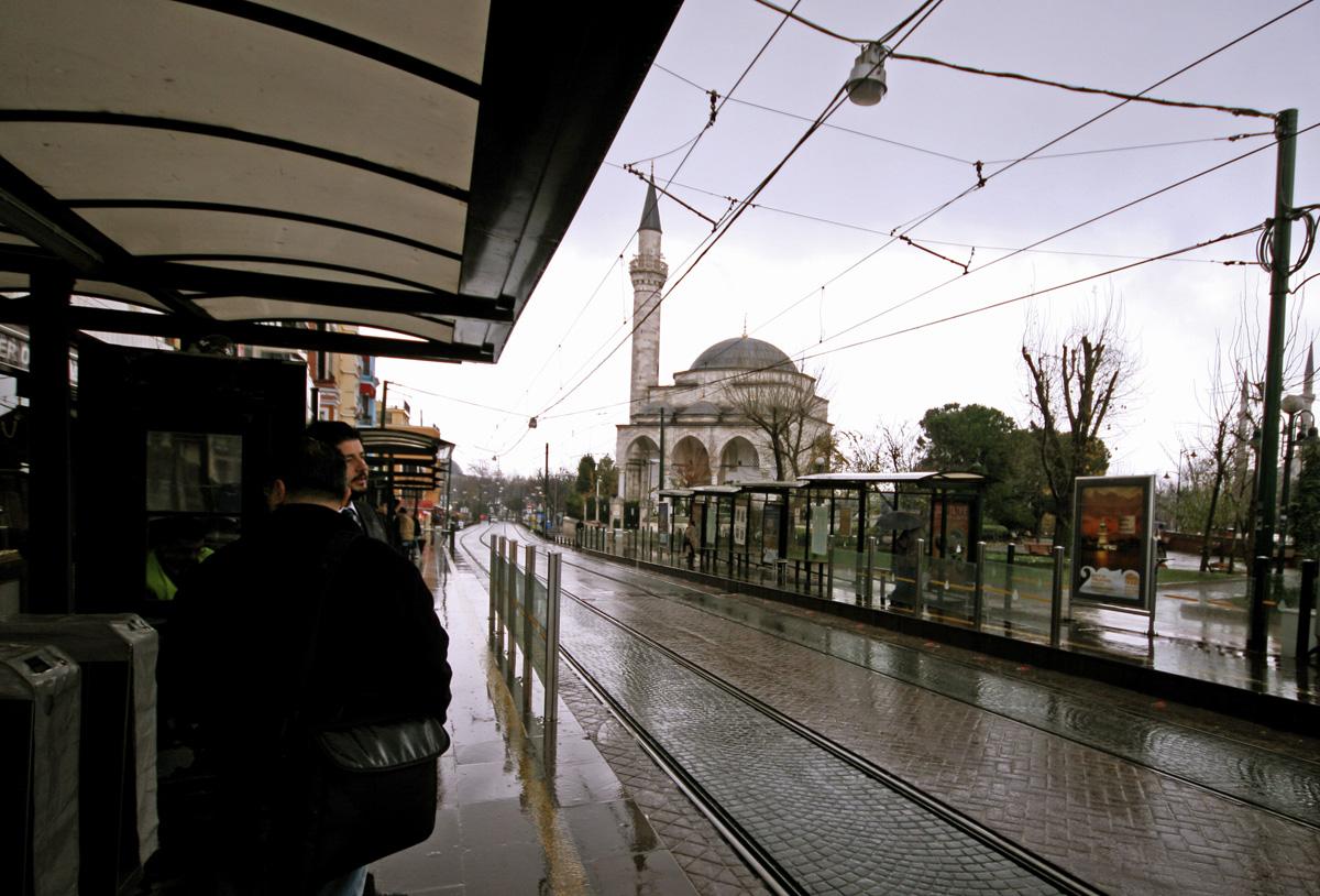 Public Transport, Istanbul, Turkey