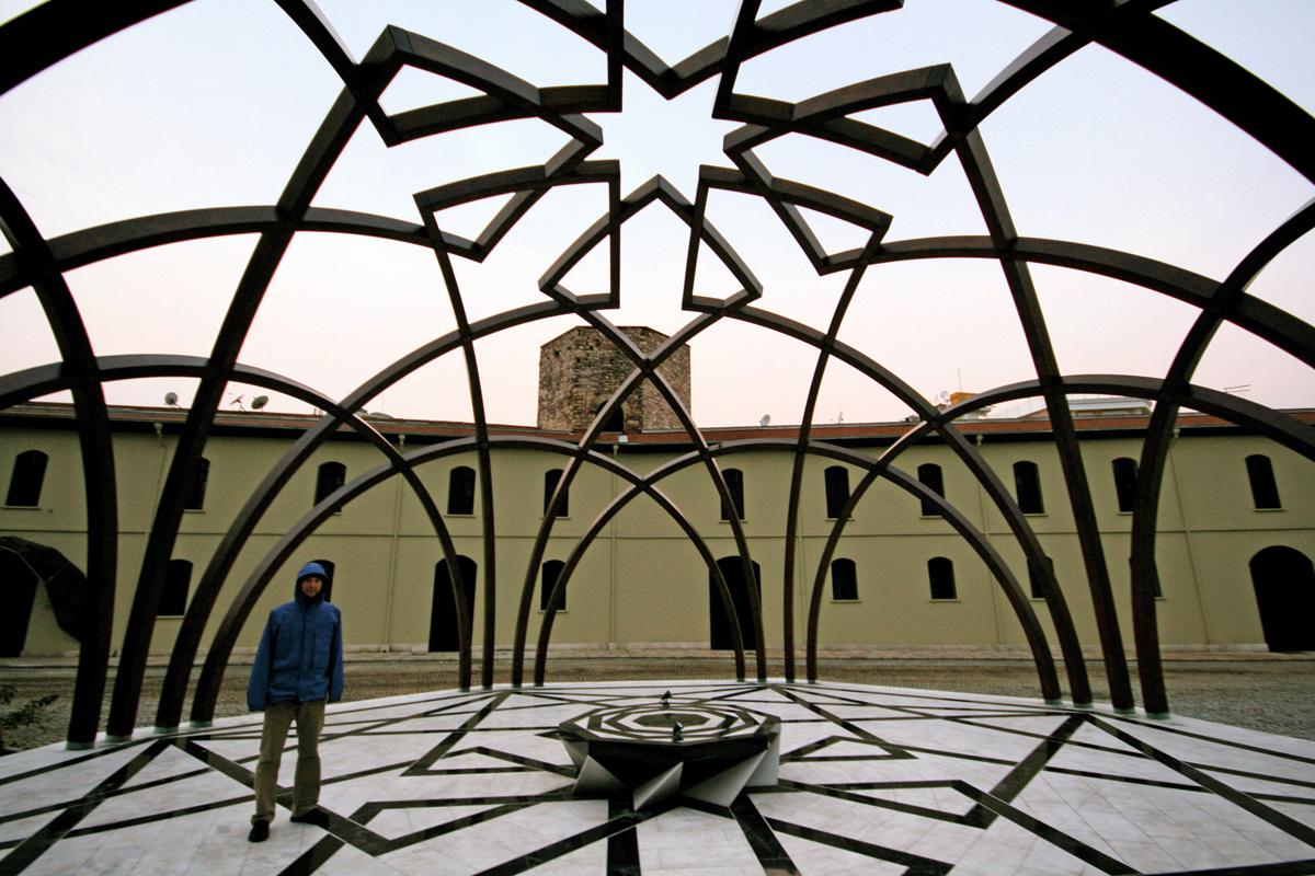 Dome, Istanbul, Turkey