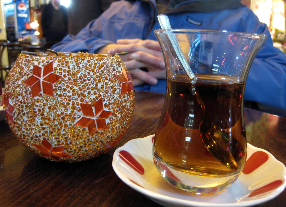 Tea, Istanbul, Turkey