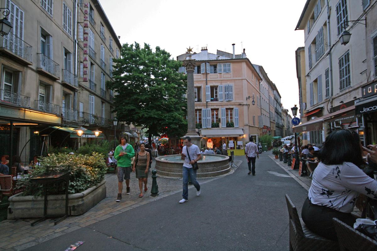 aix-streets