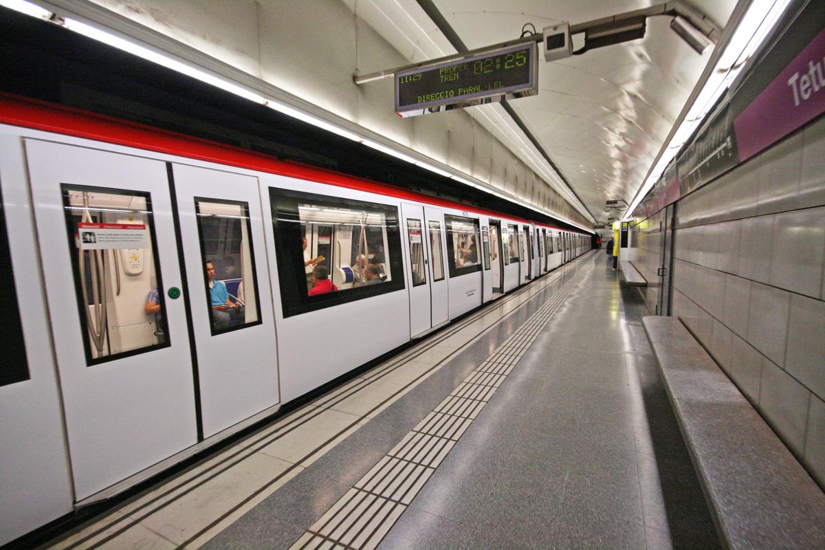 barcelona-train