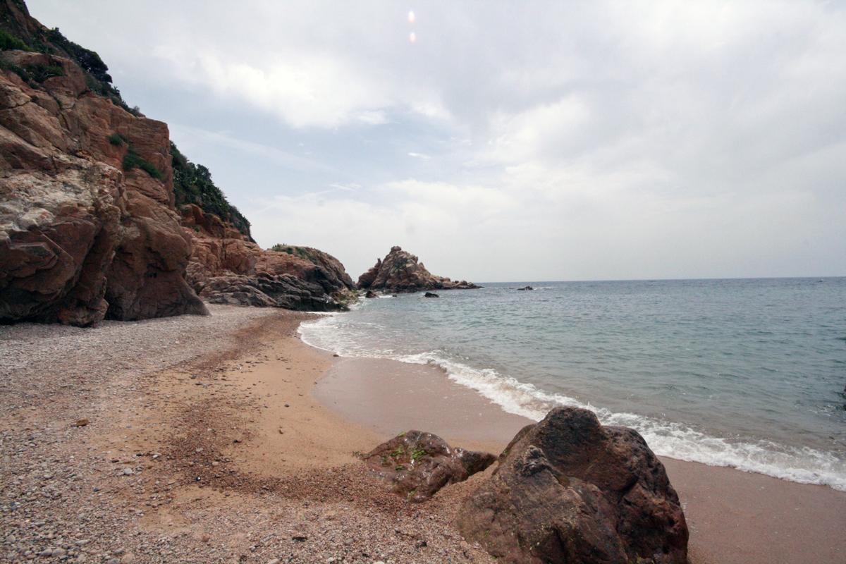 Blanes Spain Beach