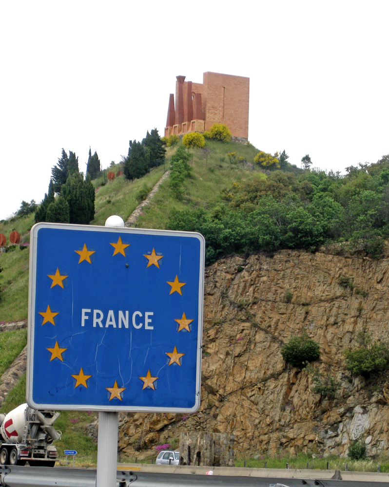 france-sign-border