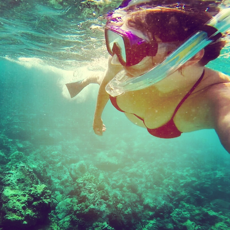 kelly-lane-snorkeling-maui