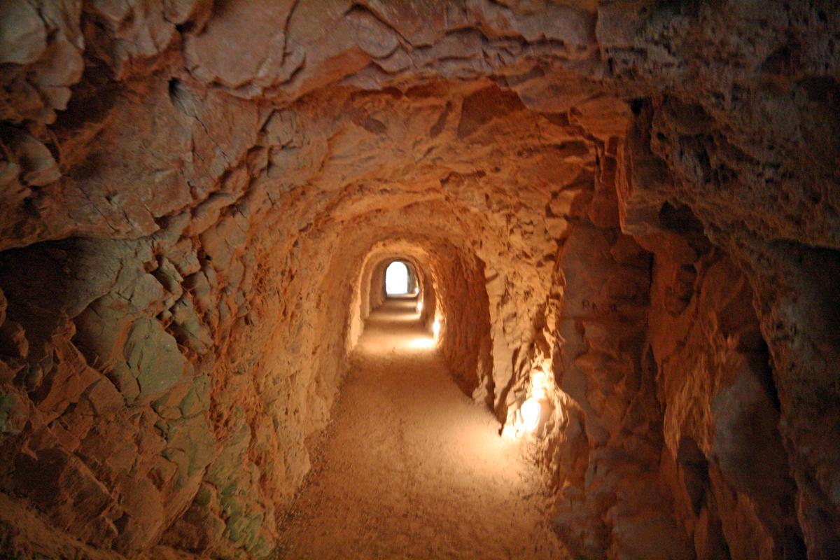 monastery-cave