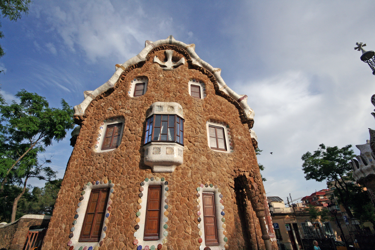 parc-guell-house