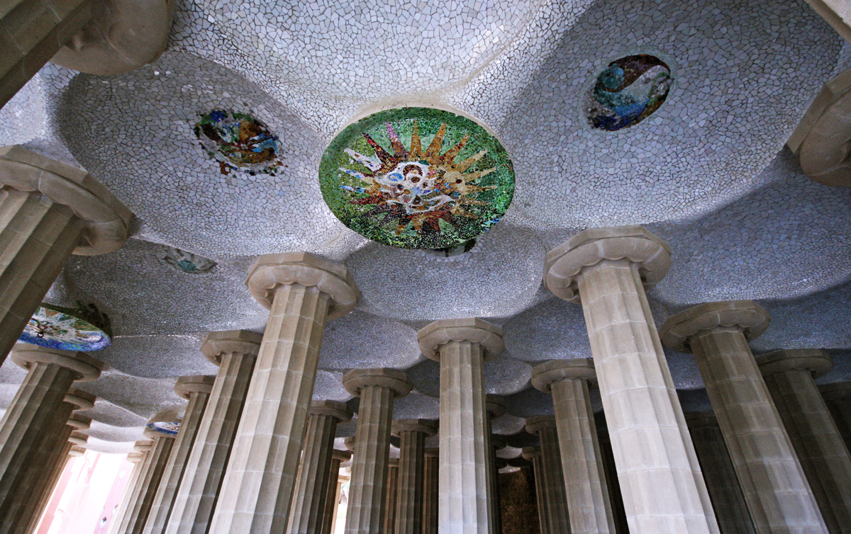 Parc Guell – Barcelona, Spain
