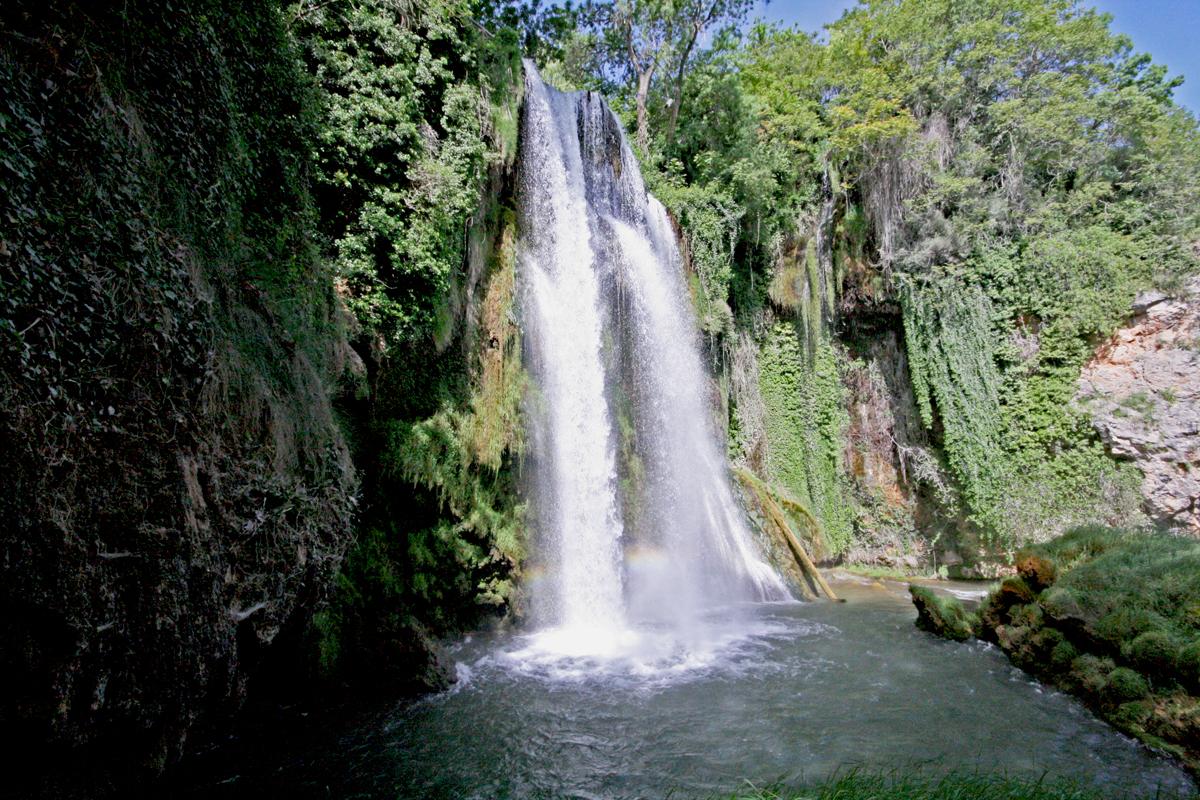 waterfall-monastery