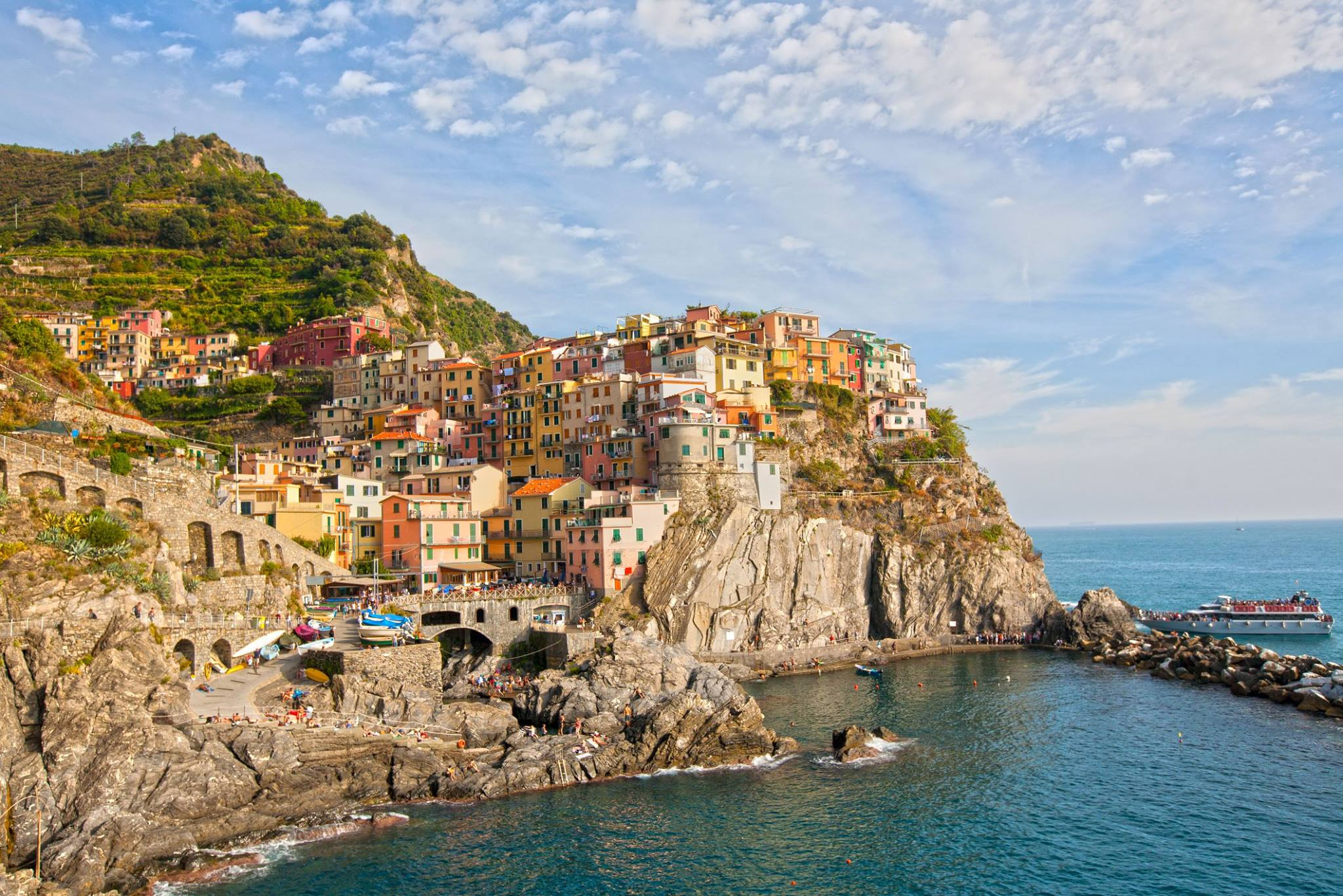 Two Weeks In Italy: Manarola, Cinque Terre