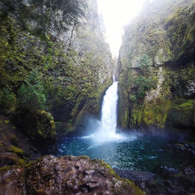Portland-waterfalls