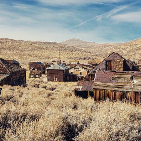 Bodie Ghost Town – Bridgeport, CA