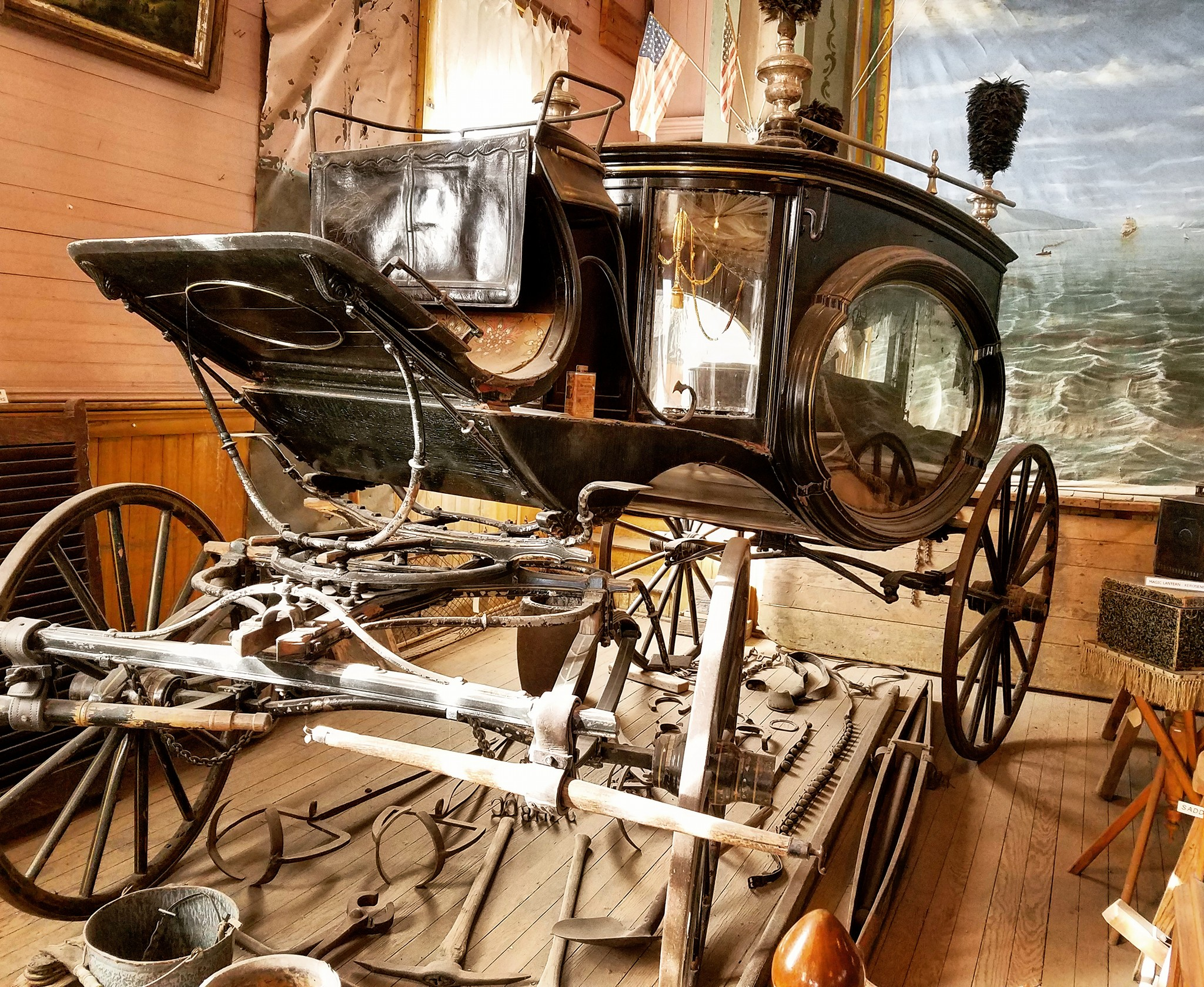 Bodie-ghost-town-carriage