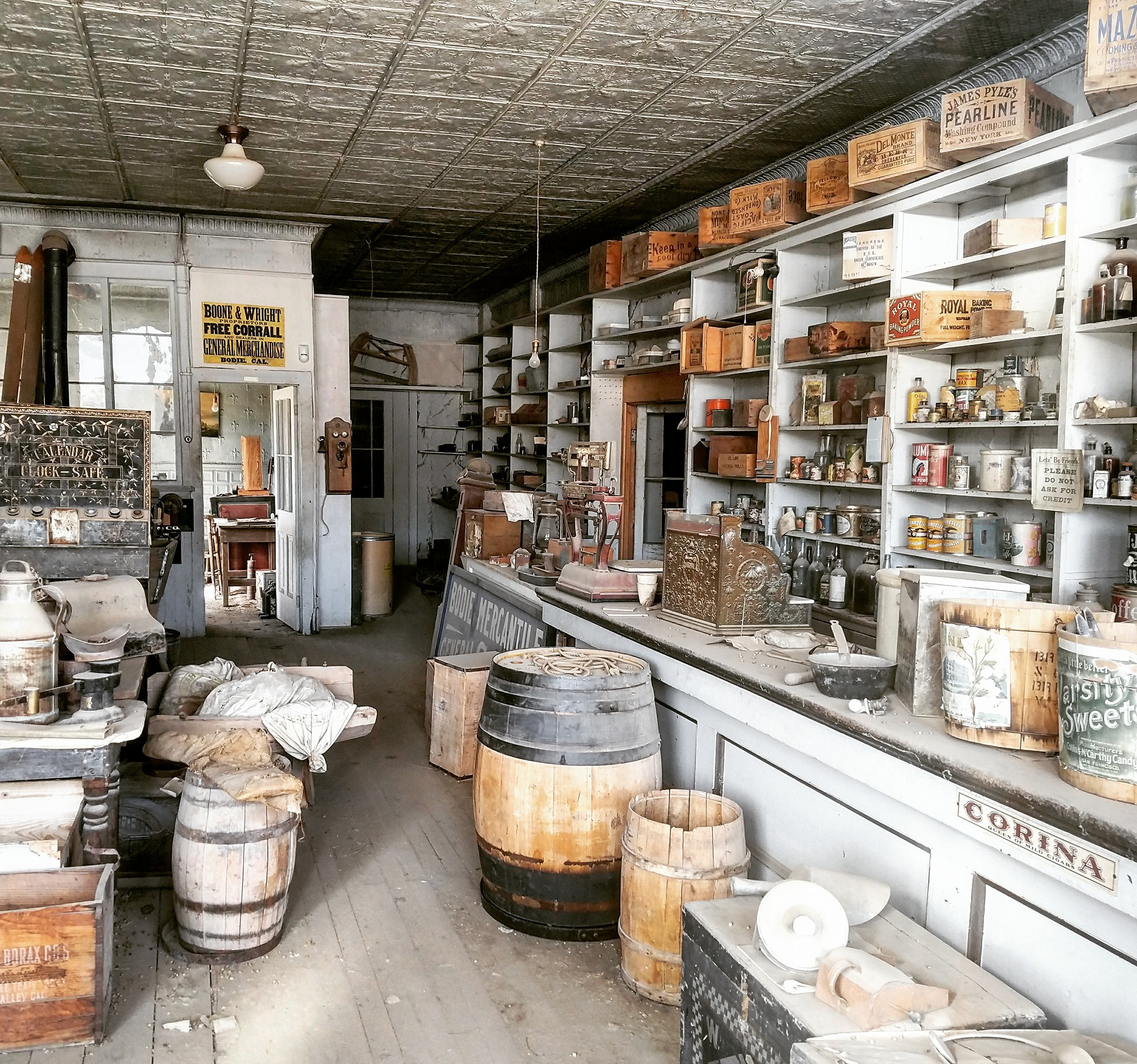 Bodie-ghost-town-general-store