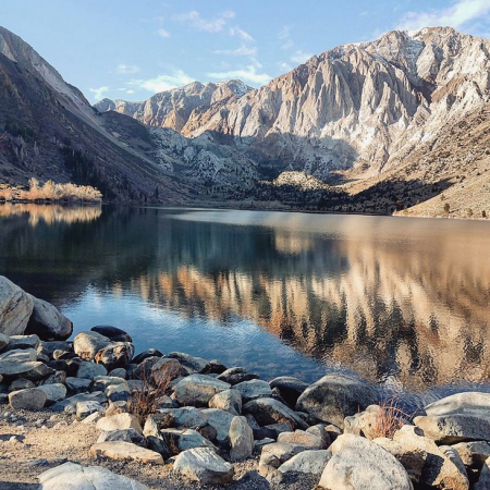 Hiking The Convict Lake Loop