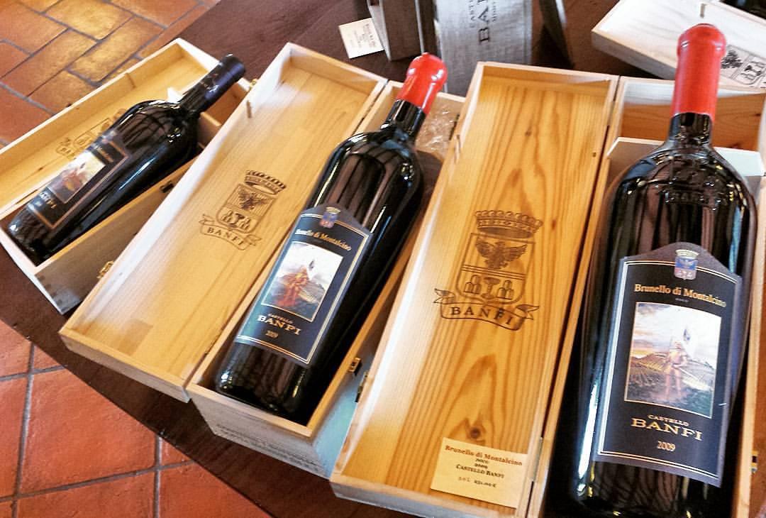 Banfi-wine-tuscany-italy