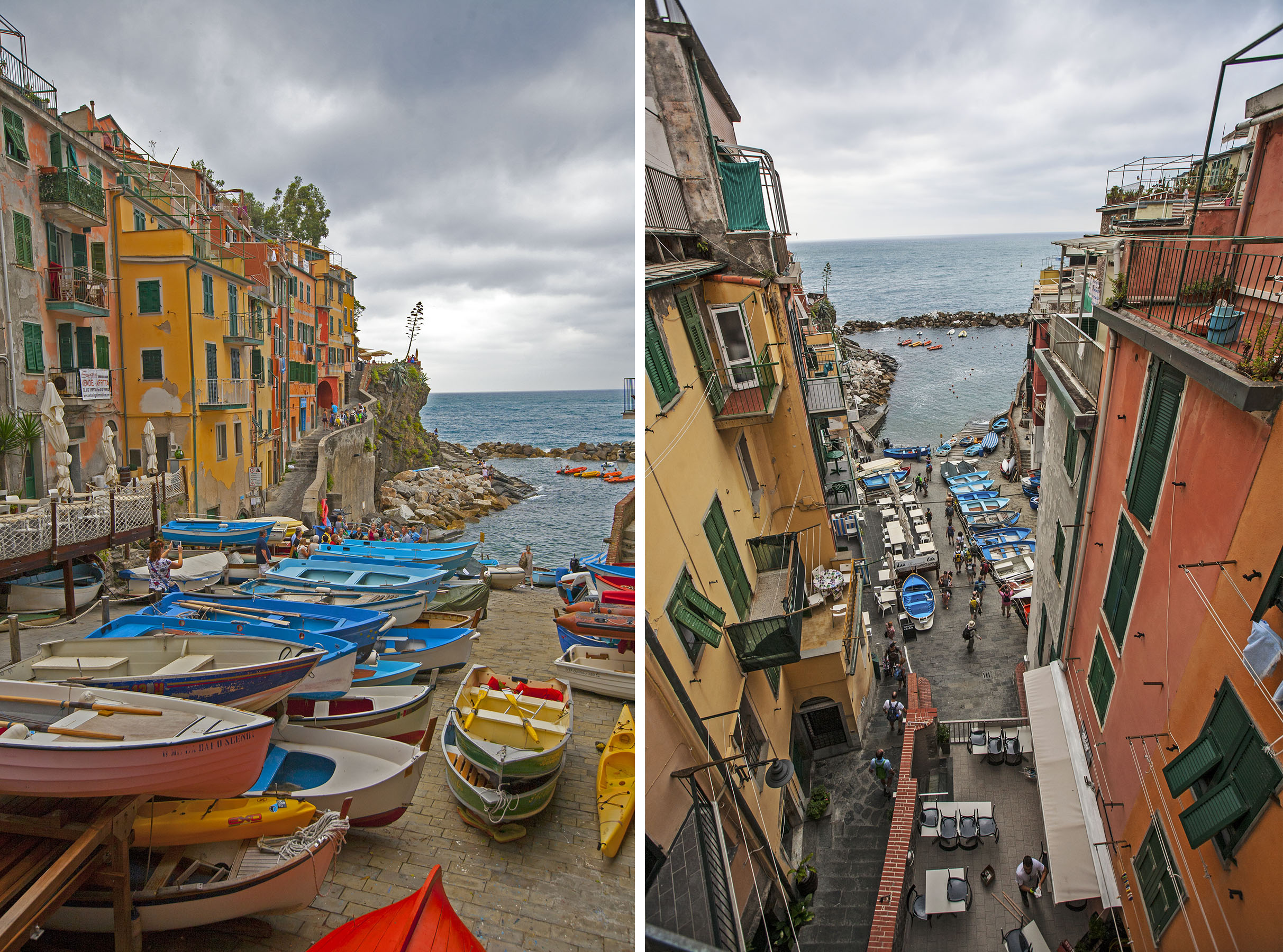 Two Weeks In Italy: Cinque Terre