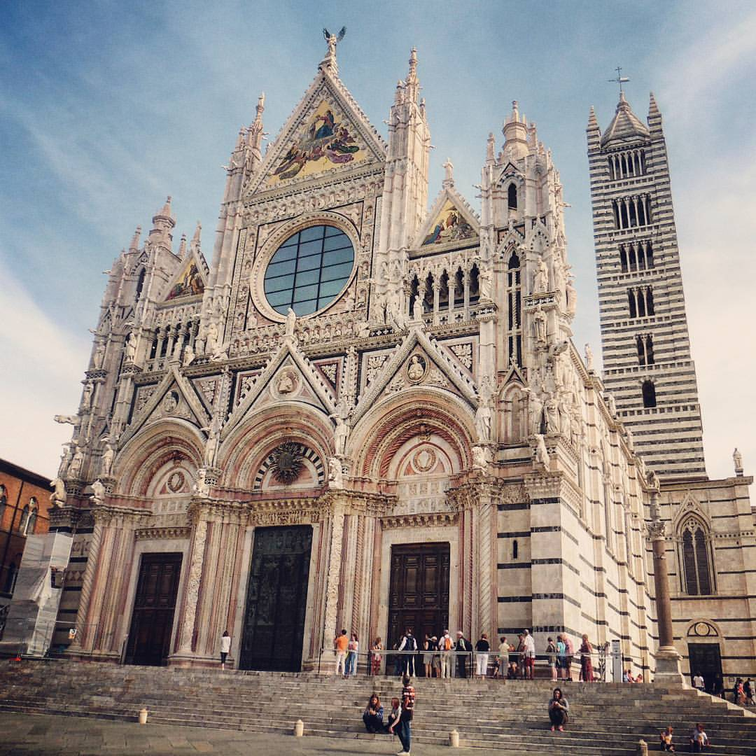 Two Weeks In Italy: Siena
