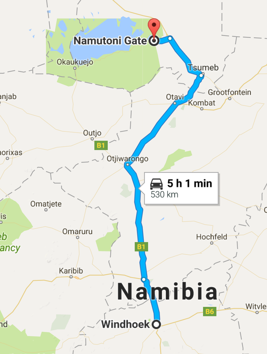 windhoek-to-etosha-driving-map