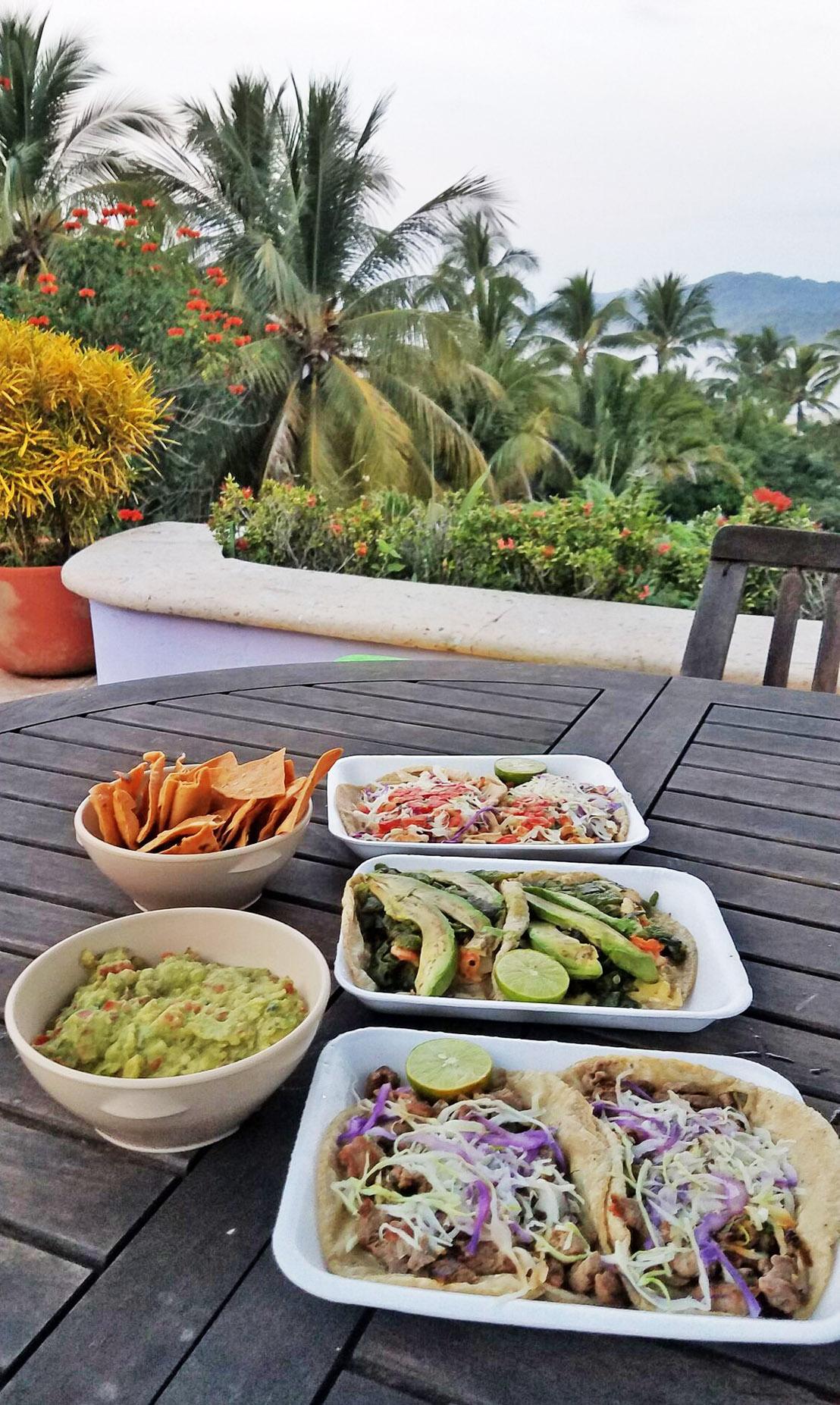 Dinner-sayulita-villa-mariposa