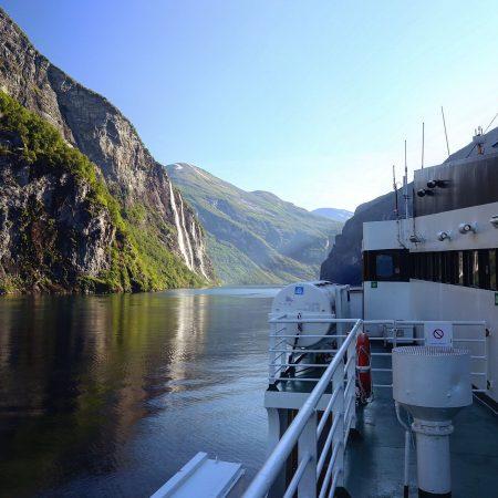 Geiranger Fjord Ferry Cruise