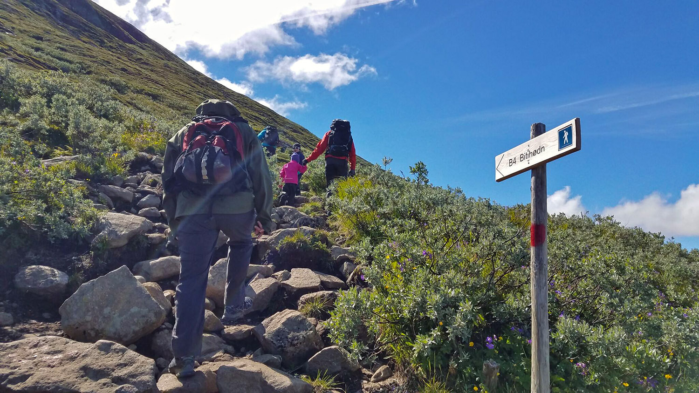 Bithodn-climb