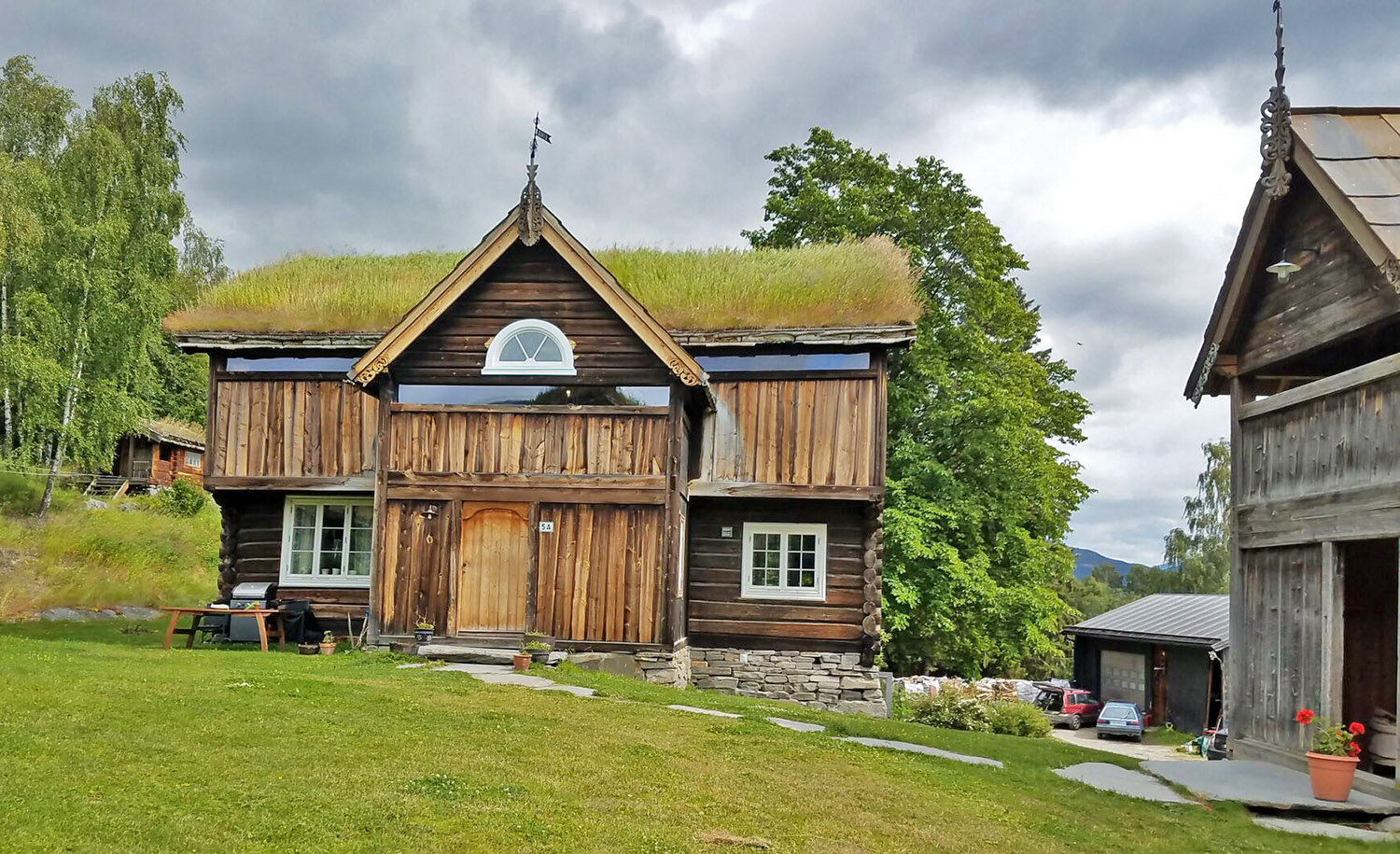 Farmhouse-airbnb-norway
